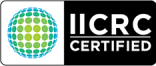 IICR Certified - Water Damage Restoration